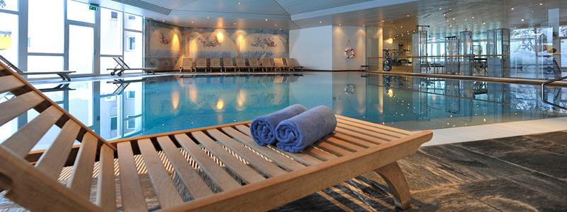 Club Med St Moritz Pool
