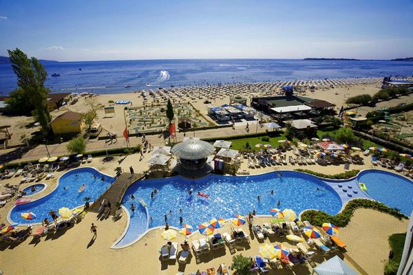 Hotel Marlin Beach Sunny Beach Bulgaria